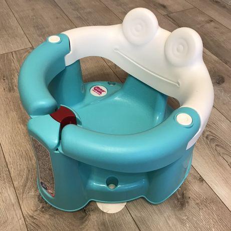 Стульчик для купания Ok Baby Crab с присосками