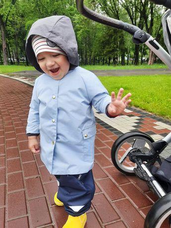 Водонепромокаемая куртка ветровка плащ дождевик Kuling