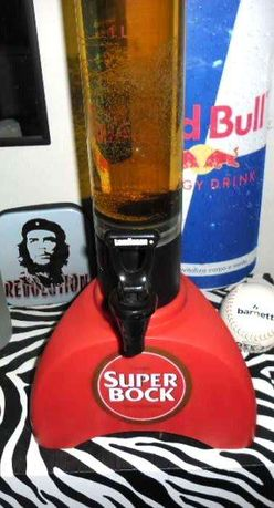 Dispensador de Cerveja - Super Bock