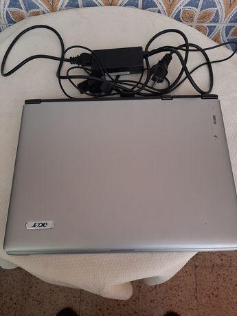 Portatil Acer Aspire com carregador