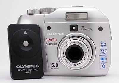 Okazja!!! Olympus Camedia C-5000Zoom + pilot+dodatki