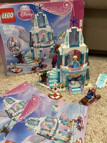 Оригинал Конструктор Lego Disney Princess Frozen Ледяной замок Эльзы