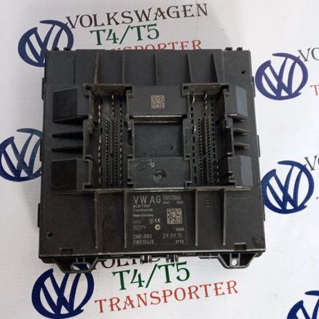 Блок комфорта VW Volkswagen t5 Фольксваген Т5 с 2010- 7H0937086H