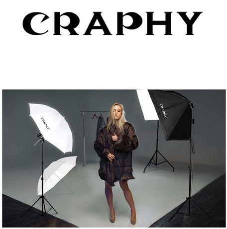 Набор студийного света Craphy + Сумка
