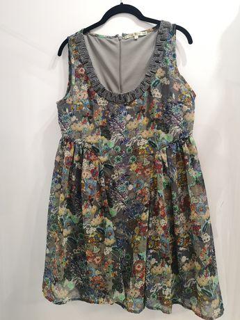 Sukienka kolorowa UTTAM BOUTIQUE
