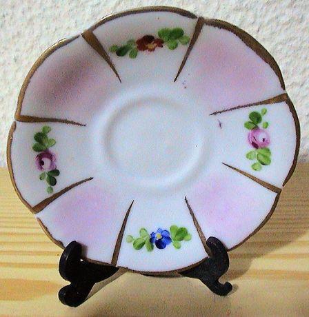 Pratinho Porcelana ARMANDO GRAVE-Miniatura