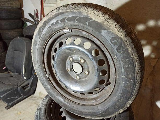 Диски VW/Skoda 5*112 r15