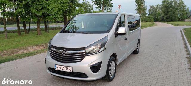 Opel Vivaro 1.6 Diesel! 2015 rok! Salon PL! I wł! 9 osobowy! Navi! Klima! Ładny!