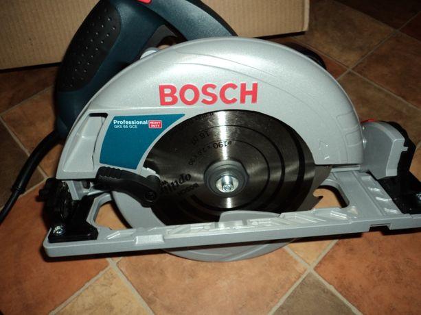 Пила Bosch GKS 65 GCE