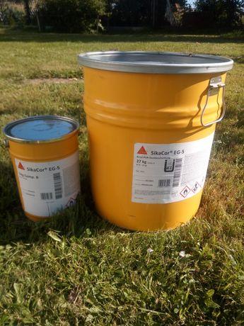 Farba Silka Sika Cor EG-5  30 litrów