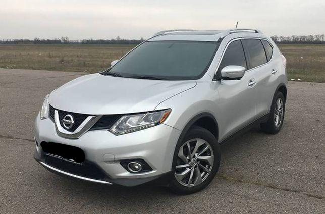 Nissan Rogue 2015 в кредит, лизинг, рассрочку