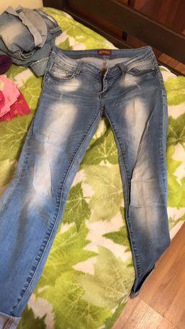 Распродажа джинсы 40 грн узкие