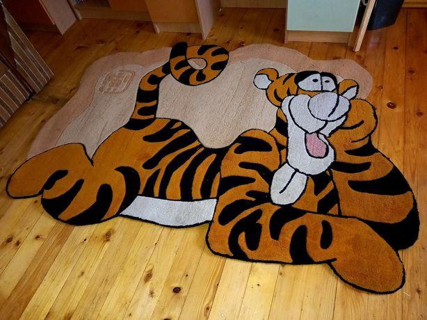 Дитячий коврик тигрик