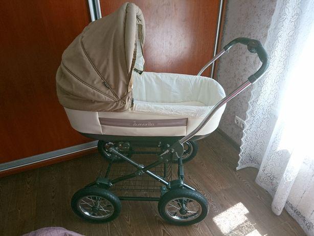 Детская коляска Roan Marita б/у + подарки