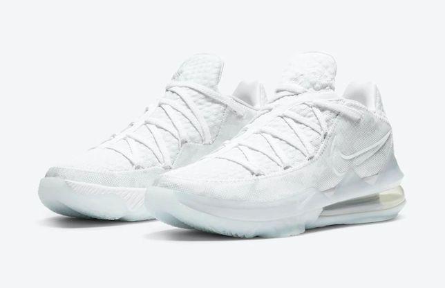 Nike Lebron XVII 17 Low biełerozmiar 44 do kosza sport SALE Super cena
