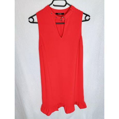 Czerwona sukienka guess XS święta