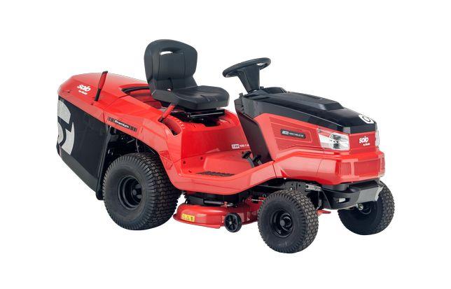 AL-KO Traktor Ogrodowy SOLO T 22-105.1 HD-A V2
