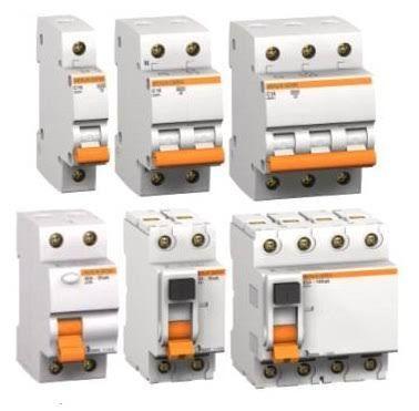 Автоматичні вимикачі ЕХ, Schneider Elecric, автомат ПЗВ, диф, Шнайдер