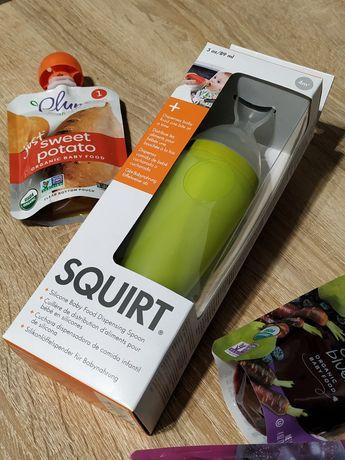 Ложечка для кормления Boon squirt