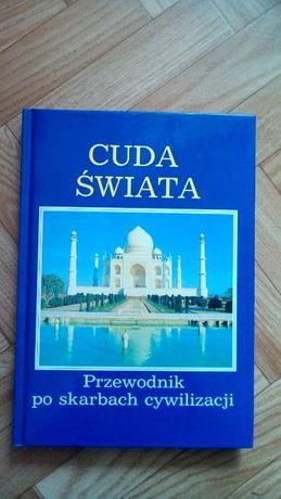 album Cuda Świata przewodnik po skarbach cywilizacji