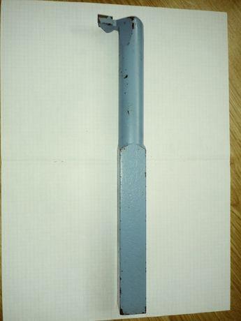 Nóż tokarski wytaczak hakowy