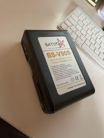 Bateria V-lock para cameras de filmar