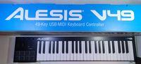 Kontroler USB MIDI ALESIS V49, Lombard Jasło Czackiego