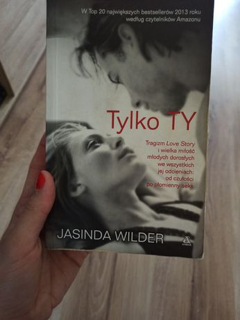 Książka Tylko ty Jasinda Wilder