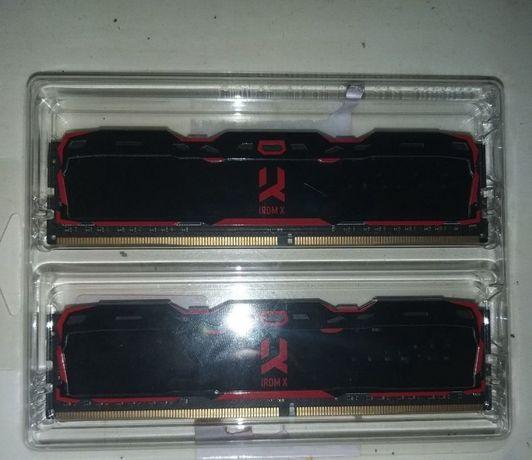Оперативная память GoodRam DDR4 8GB (4+4) (3000MHz)