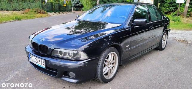 BMW Seria 5 BMW E39 540iA m pakiet zarejestrowany