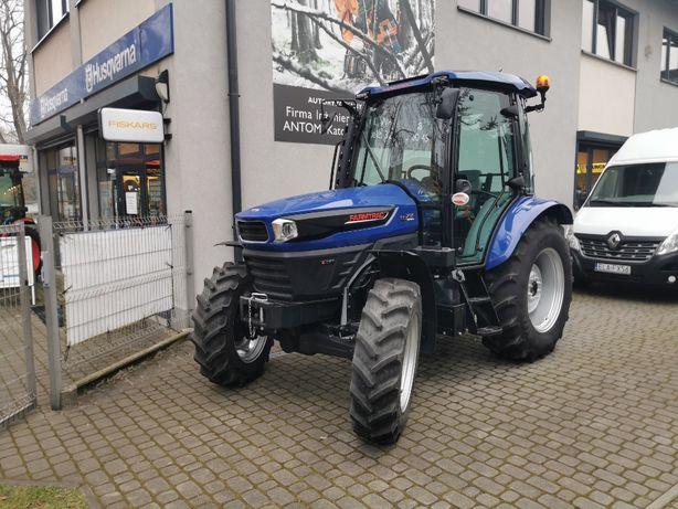 Farmtrac 6075NETS ciągnik z kabiną, klima, 76KM bez DPF i Adblue