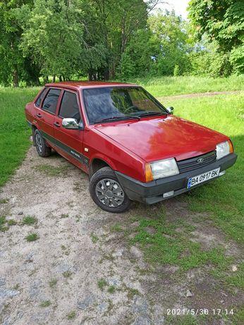 Продам ВАЗ 21099 гбо
