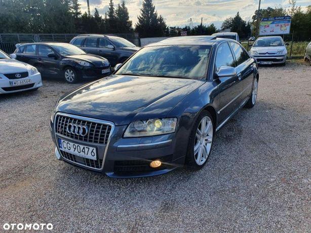 Audi S8 5.2 Polski Salon Full Wersja Zamiana