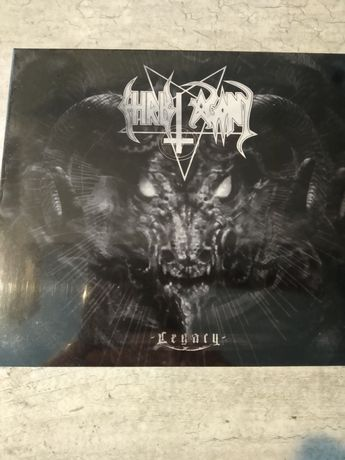 CHRIST AGONY-LEGACY. CD digipack. Black Metal. KULT. Nowa w folii.