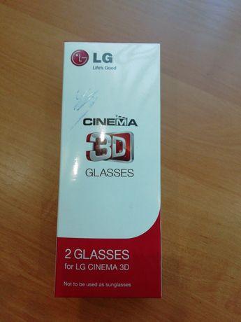 Очки 3D новые...