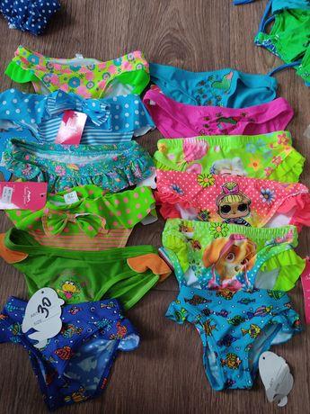 Плавочки для девочек,купальники для бассейна и моря новые,есть размеры