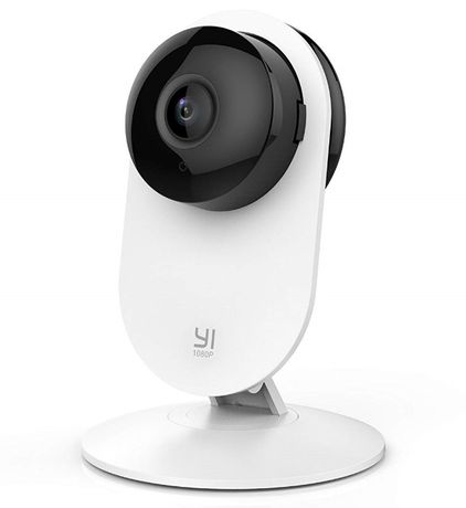 Câmara vigilância / Monitor de bébés Xiaomi Yi 1080p - Versão europeia