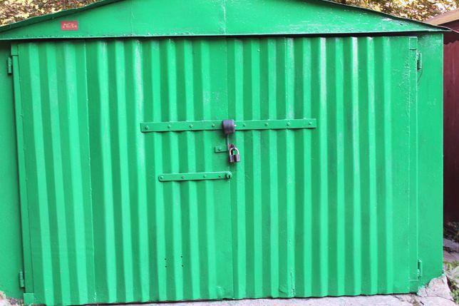 ПРодам металлический гараж (Ковалевка)