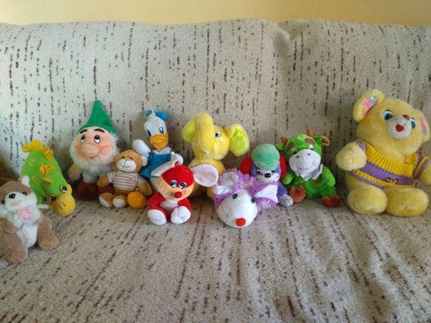 Мягкие игрушки пакетом дёшево