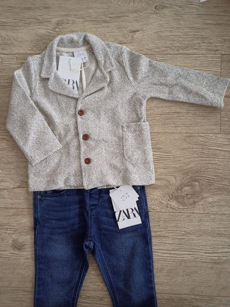 Blezer casual Zara 86 marynarka żakiet