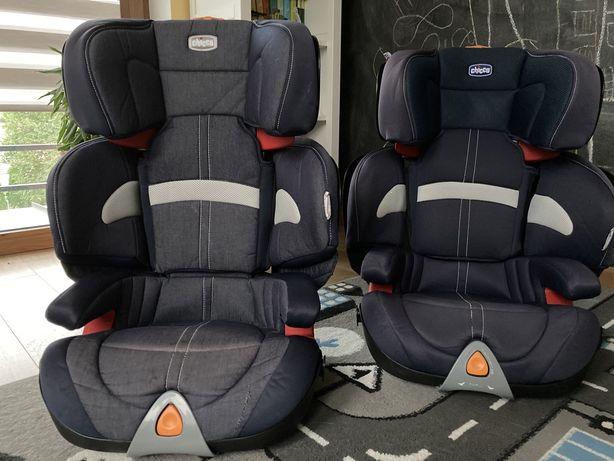 Fotelik samochodowy Chicco Oasys 2-3 Fixplus 2szt.