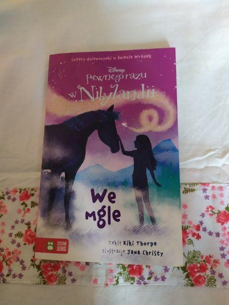 Książka fantasy Pewnego razu w Nibylandii: We mgle - wróżki