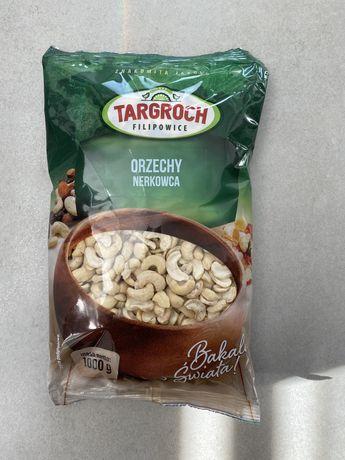 Targroch orzechy nerkowca połówki 1kg
