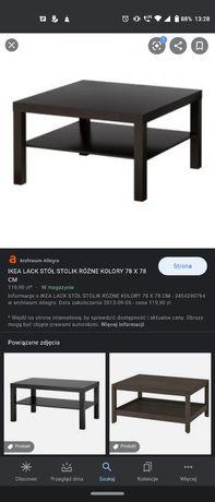 Stolik   L O C K   IKEA