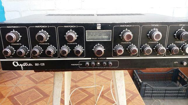 Продам усилитель АРТА 001-120