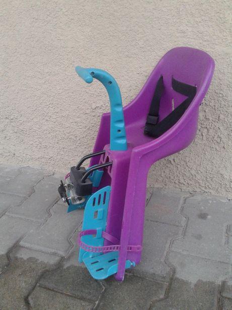 Fotelik dziecięcy na rower