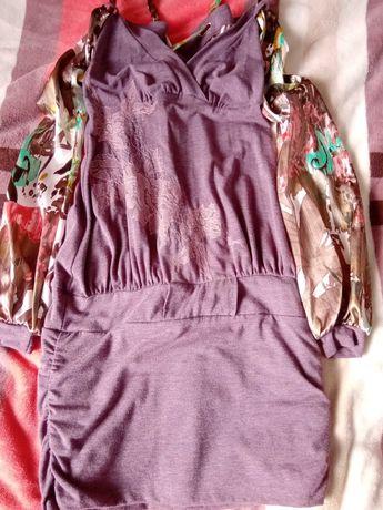 Сукня міні 46-48р.