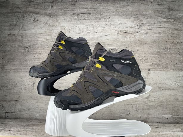 44р Треккинговые ботинки Salomon Vandon Md GTX/ Lowa Scarpa Meindl