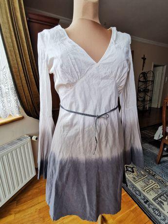 Sukienka cieniowana rozm. 38 yaya