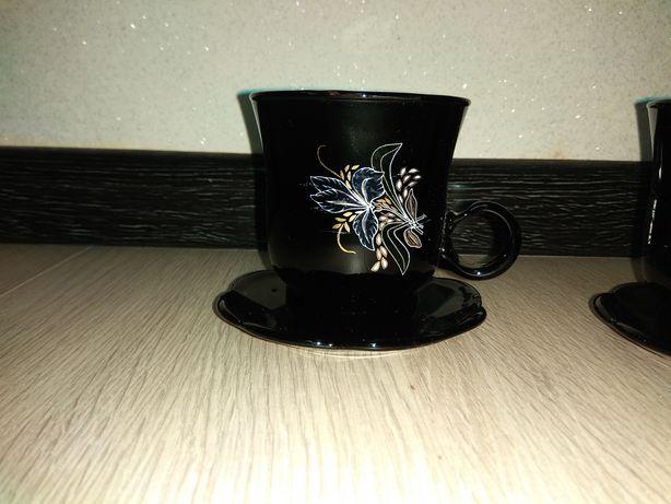 Чашки для кофе + сахарница